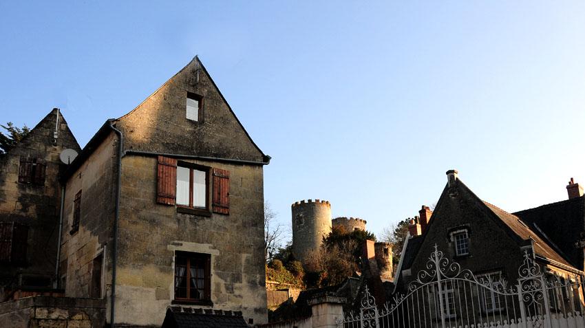 欧洲古堡游 法国部分